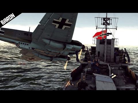 War Thunder Realistic Boats Battles - Ace Shipper?