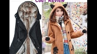 ebay Coat Review