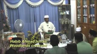 Habib Ahmad Ismail , Mohonkan ampun untuk orang yang berdosa