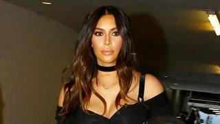 Ким Кардашьян ограбили в Париже  подробности и хроника событий