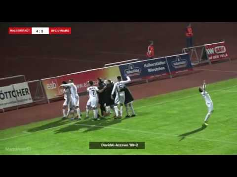 Halberstadt-BFC, 11.Spieltag 2017