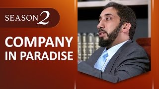 Company In Paradise Amazed By The Quran With Nouman Ali Khan