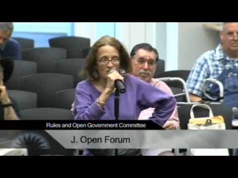 04/03/13 - San Jose City Hall - Rules & Open Government Committee