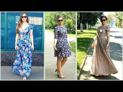Летние платья Более 100 фото модных платьев на лето