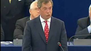 Nigel Farage: a lesson in democracy