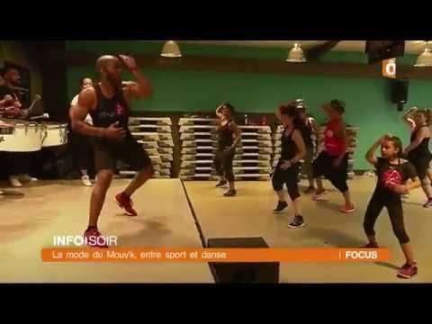 Le Mouv 'K : le nouveau concept fitness à la mode en France !