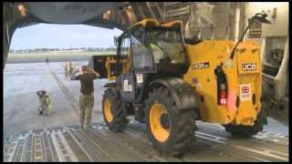 RAF C-17 Brings Equipment to Philippines [HD]
