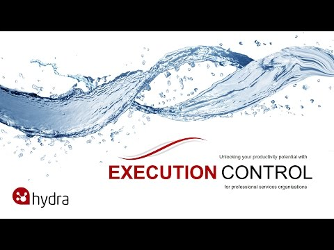 Hydra Execution Management - Introduction
