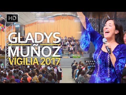 Gladys Muñoz en Menap | Vigilia Abril 2017