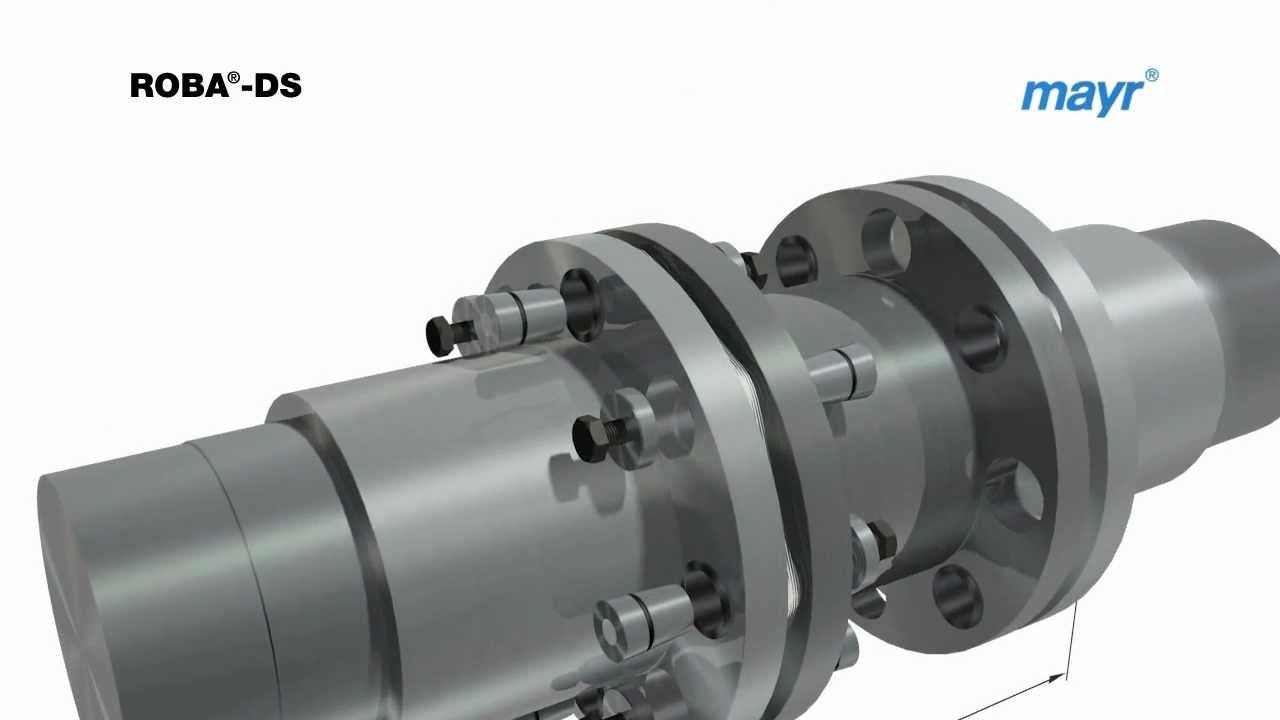 Shaft Coupling Roba Ds For High Torques From Mayr Power