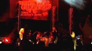Fabrizio Moro - Sono Solo Parole (Villa Ada RM 27/06/2013)