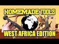 Homemade Tools - West Africa Edition - DIY Tools | Until It Hertz E07