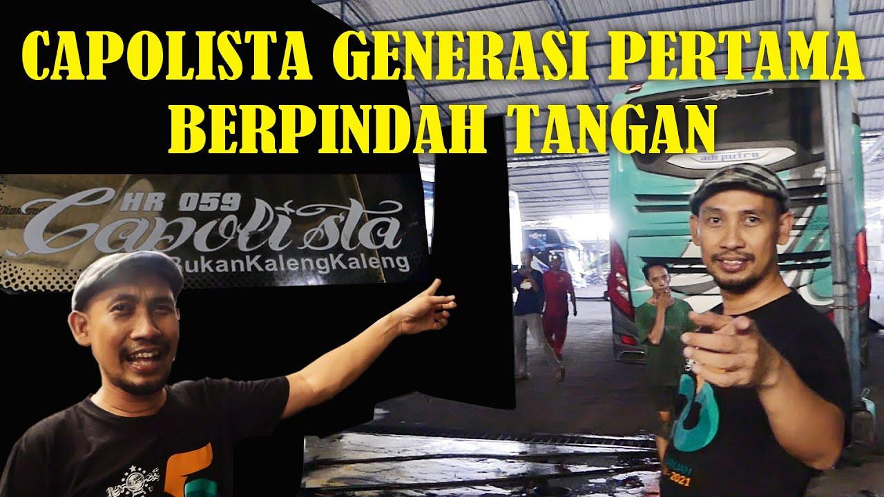 Bis Haryanto Capolista 059 Generasi Pertama Diantar Kang Enyon ke Pembeli