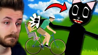 CARTOON CAT in HAPPY WHEELS!