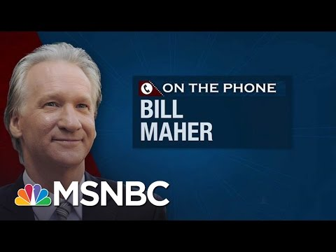 Thumbnail: Bill Maher On President Donald Trump's Speech: There's Two Trumps | Hardball | MSNBC