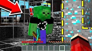i was xray hacking and the owner of the minecraft server caught me..
