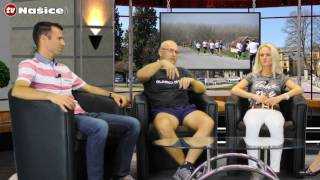 Trčanje – Amaterski ili profesionalno  - TV emisija