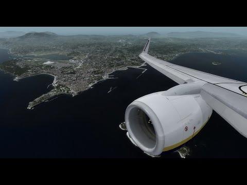 [P3D v3.2] ᴴᴰ | Full ATC on VATSIM | Landing at LGAV