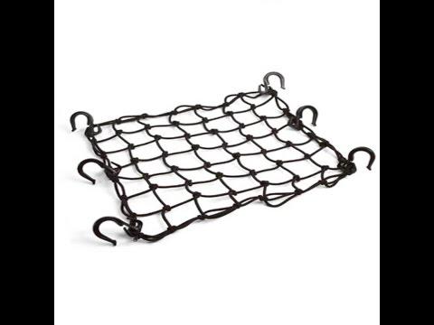 Применение багажной сетки REXWEAR в походных условиях. Проект Чистота.