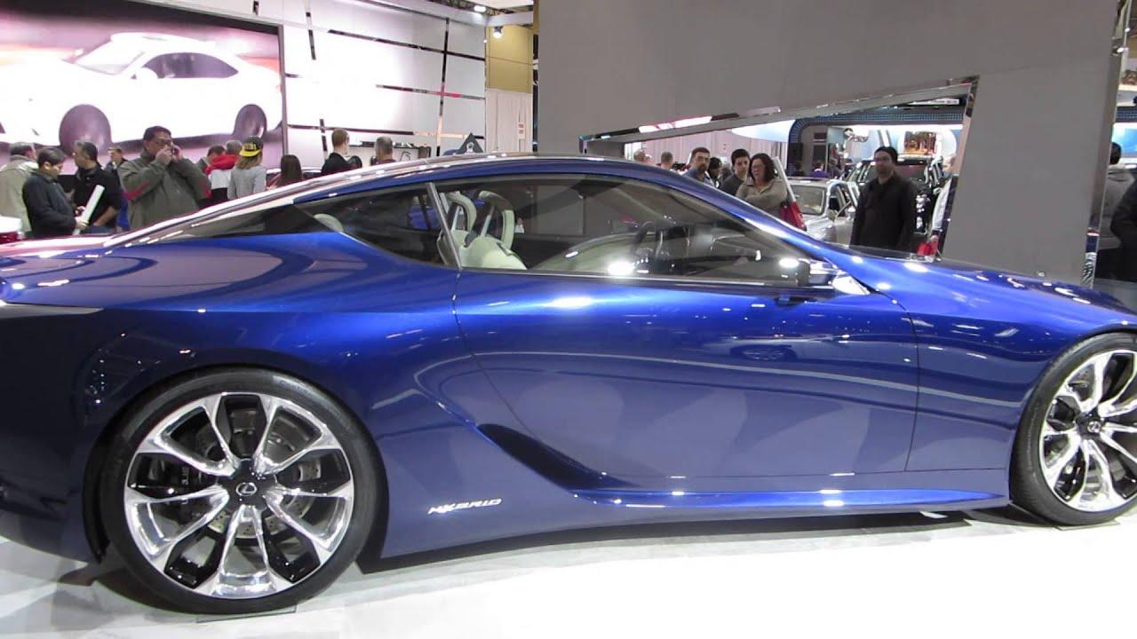 2014 Lexus Hybrid 2 Door Coupe