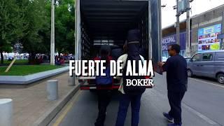 Boker - Fuerte de Alma X Johny Maxen 🎸. Prod. Zerk