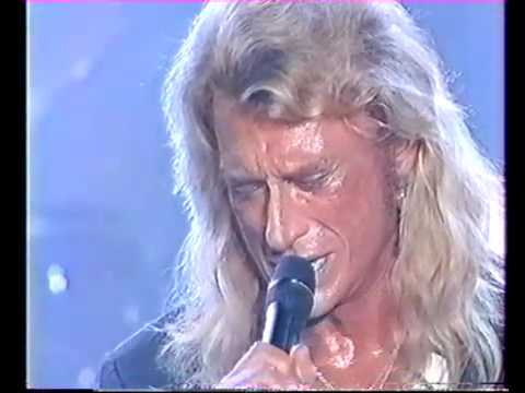 Johnny Hallyday - Que je t'aime (Live)