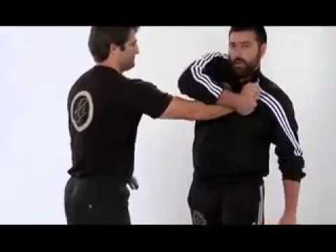 Tutorial Krav Maga Arm Locks and Tactical Restraint & Removal