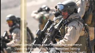 Ejercito de Chile 2012 !  Comandos