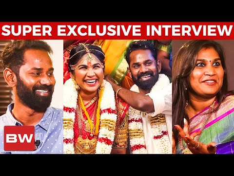 Ramesh Thilak and Navalakshmi First Interview after Marriage   Golden Rules of Relationship US 184