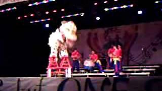 Cherng Loong Lion Dancing(SF,bay area)