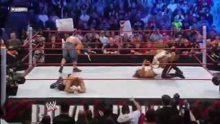 Edge returns from injury Royal Rumble 2010 WWE