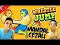Cezalı Oyunlar ( Mandal ) - Güreş Mücadelesi