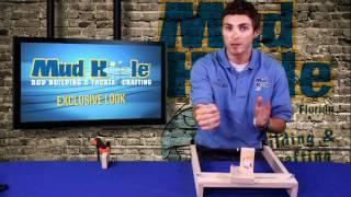 Mud Hole Custom Builder Hand Wrapper: Mud Hole Exclusive Look