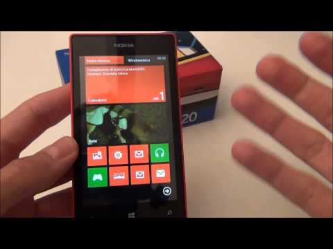 Nokia Lumia 520 - Recensione completa by Windowsteca Blog