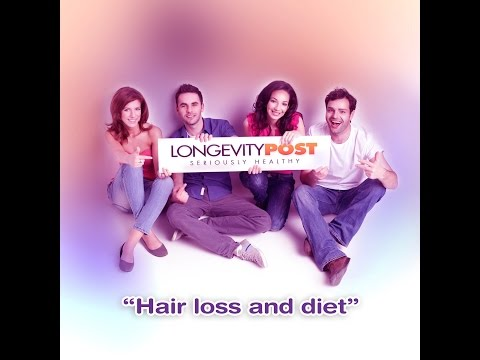Hair loss and it's connection to diet and gut