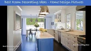 Hamptons kitchens design| Make your house with modern decorating concepts by watching these