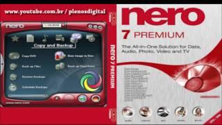 como fazer capas e rotulos de dvds pelo Nero