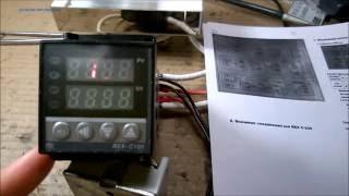 pID REX-C100 - обзор, вскрытие, настройка