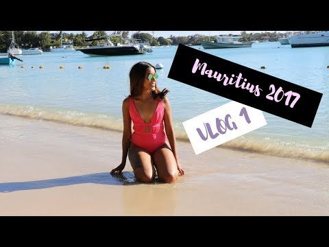 Mauritius 2017 Vlog 1| Port Louis, Caudan Waterfront, Grand Baie | Krupa Around Town