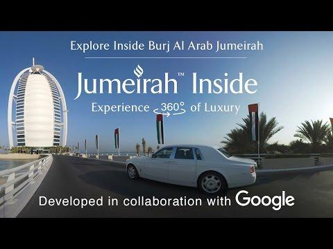 Jumeirah Inside | 360 Degrees of Luxury