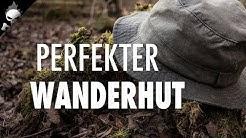 Outdoor Hut: Ideale Kopfbedeckung für Bushcraft, Outdoor, Wandern und Camping – nach Trapper Art