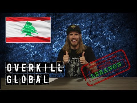 Lebanese Extreme Metal   Overkill Global Metal Reviews