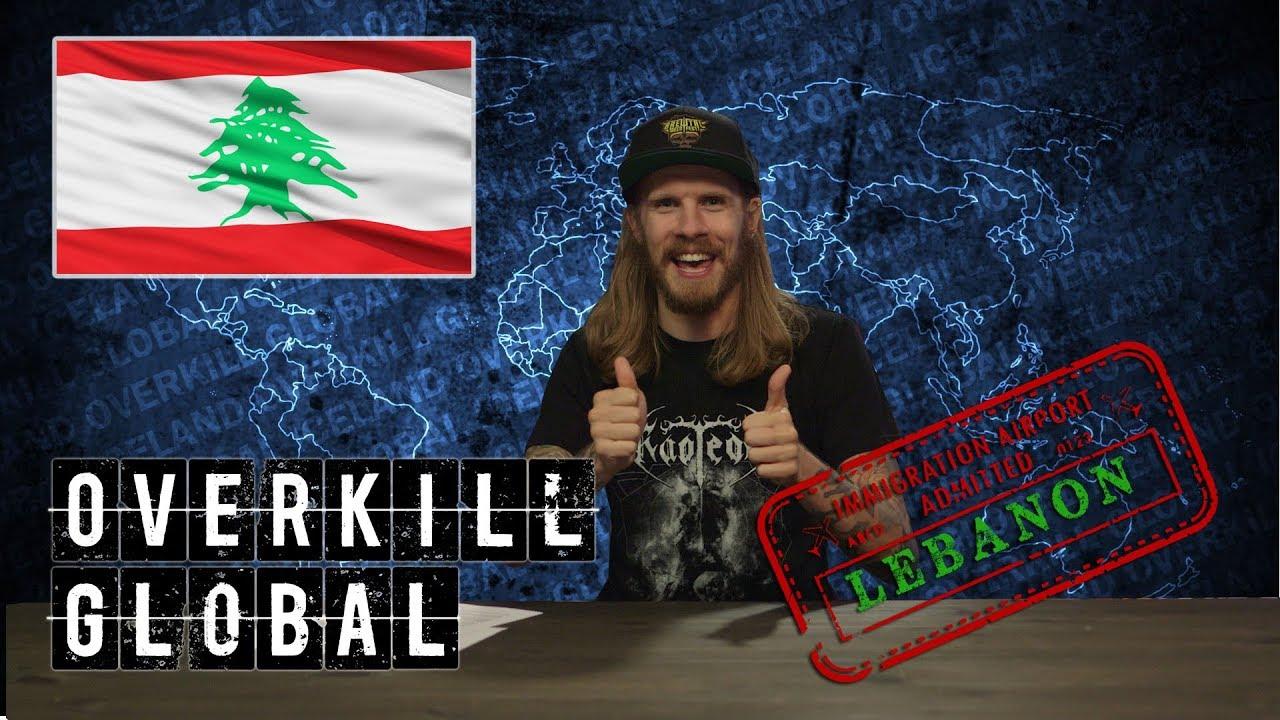 Lebanese Extreme Metal episode thumbnail