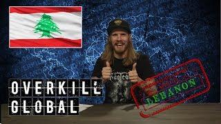 Lebanese Extreme Metal |  Overkill Global Metal Reviews