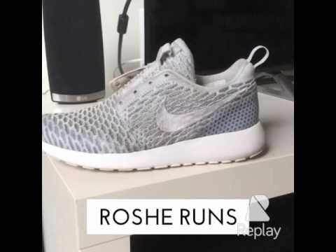 HOW TO: Clean Nike Roshe Runs