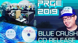 Blue Crush CD Release and Vendor Booth at PRGE Portland Retro Gaming Expo 2019 - Retro GP