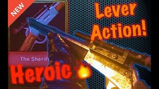 """*NEW* HEROIC Lever Action """"The Sheriff II"""" Sniper Rifle (AMAZING!) 