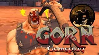 GORN   Gameplay
