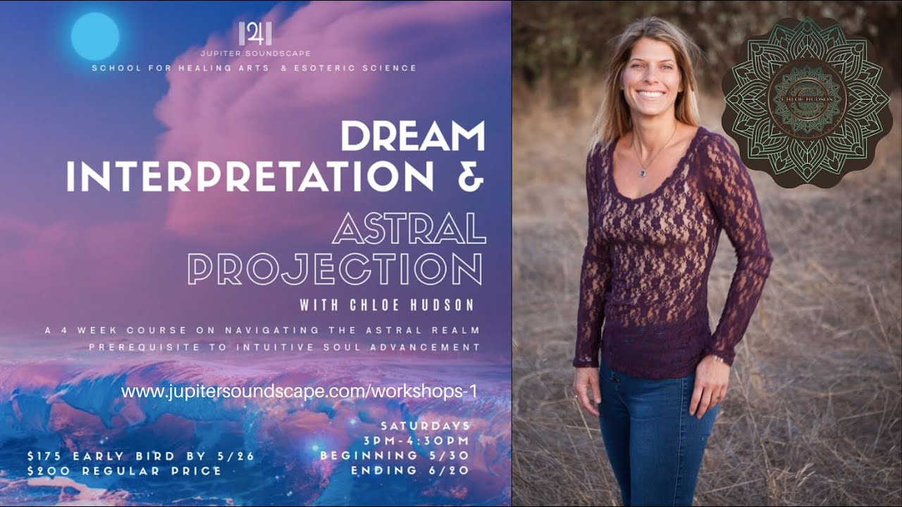 Dream Interpretation and Astral Projection.