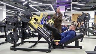 Александр Савушкин / Илья Одинсон / DDX fitness